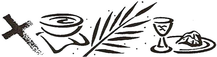 2015 LENTEN WORSHIP SCHEDULE